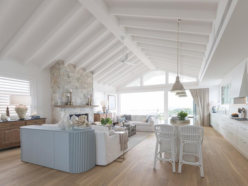 Mafi Oak Molto Wood Flooring Deborah Hutton Dream Home Living Room Design