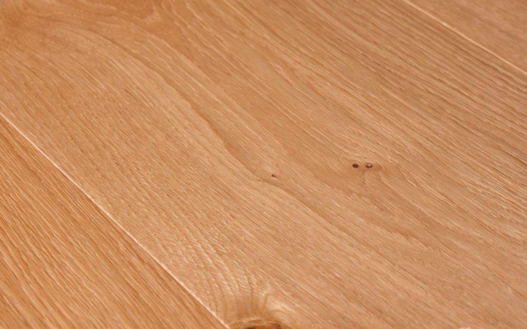 Oak Select Brushed Natural Oil