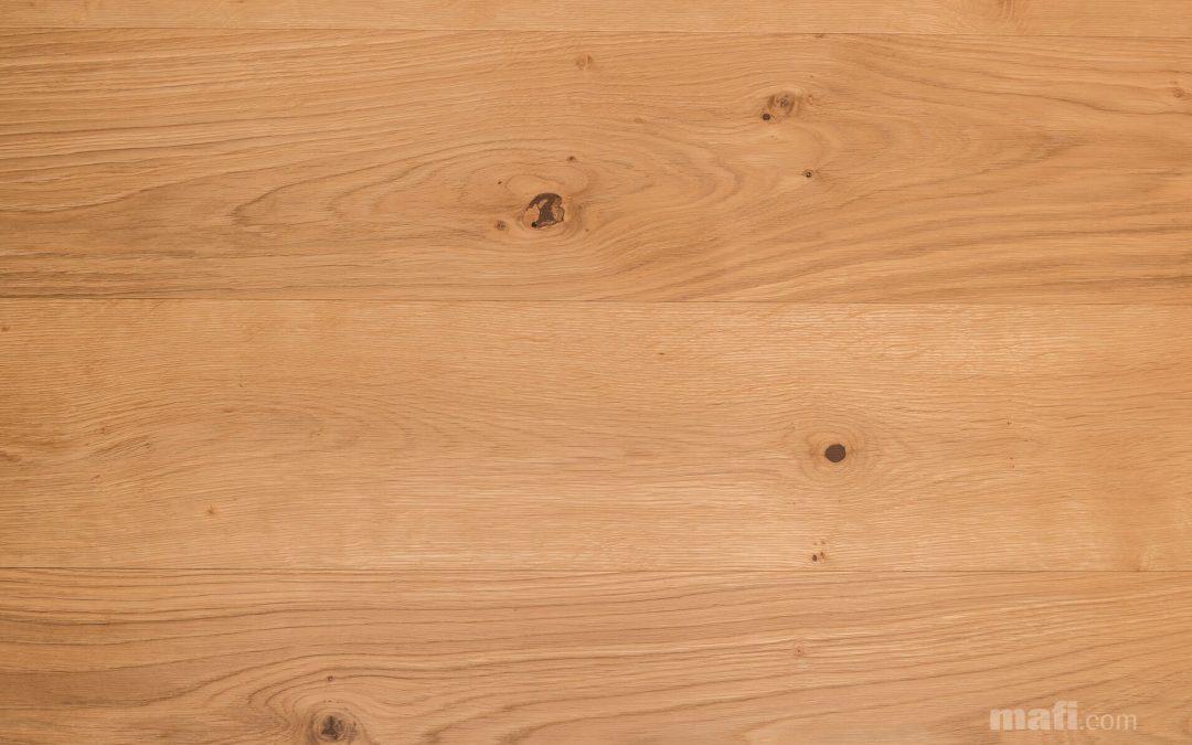Oak Character Brushed Natural OIl