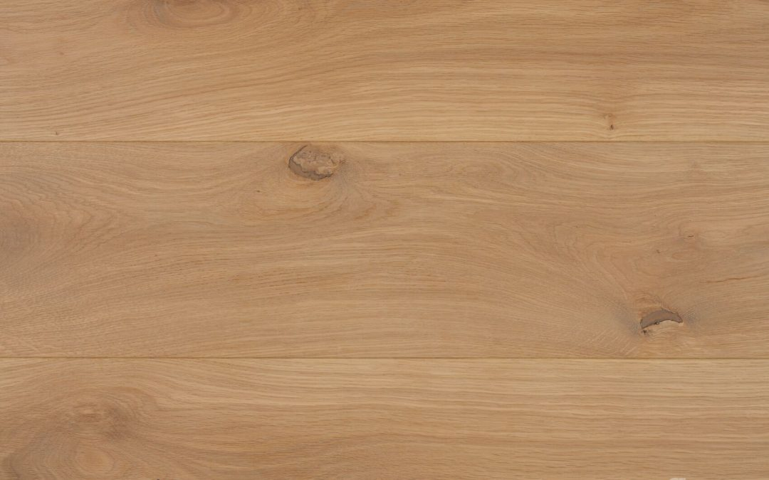 Oak Country Gold Brushed Raw Wood Look