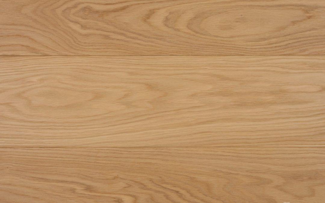 Oak Clear Brushed Raw wood look
