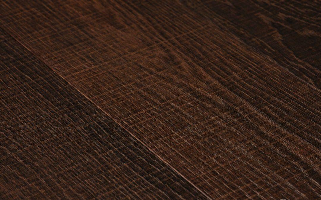 Nero Oak Vulcano Sawn Texture Natural Oil