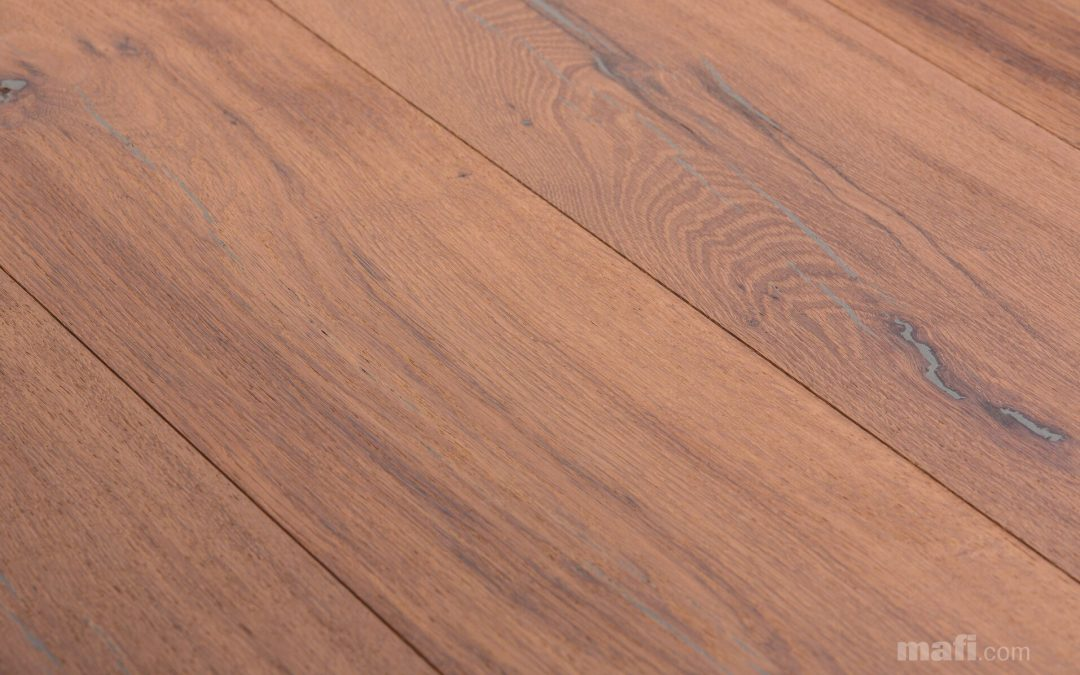 Tiger Oak CC Brushed White Oil