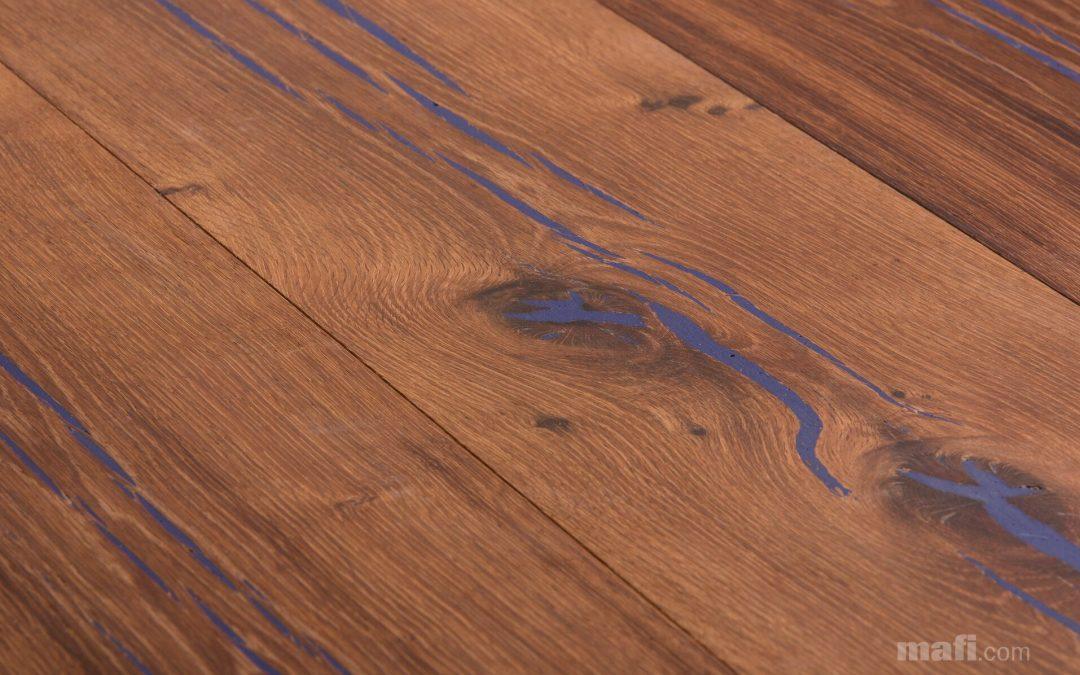 Tiger Oak CC Brushed Natural Oil