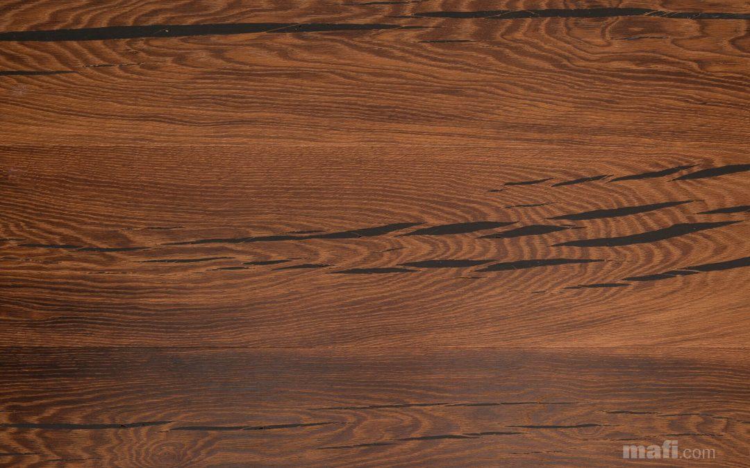 Tiger Oak Black Brushed Natural Oil