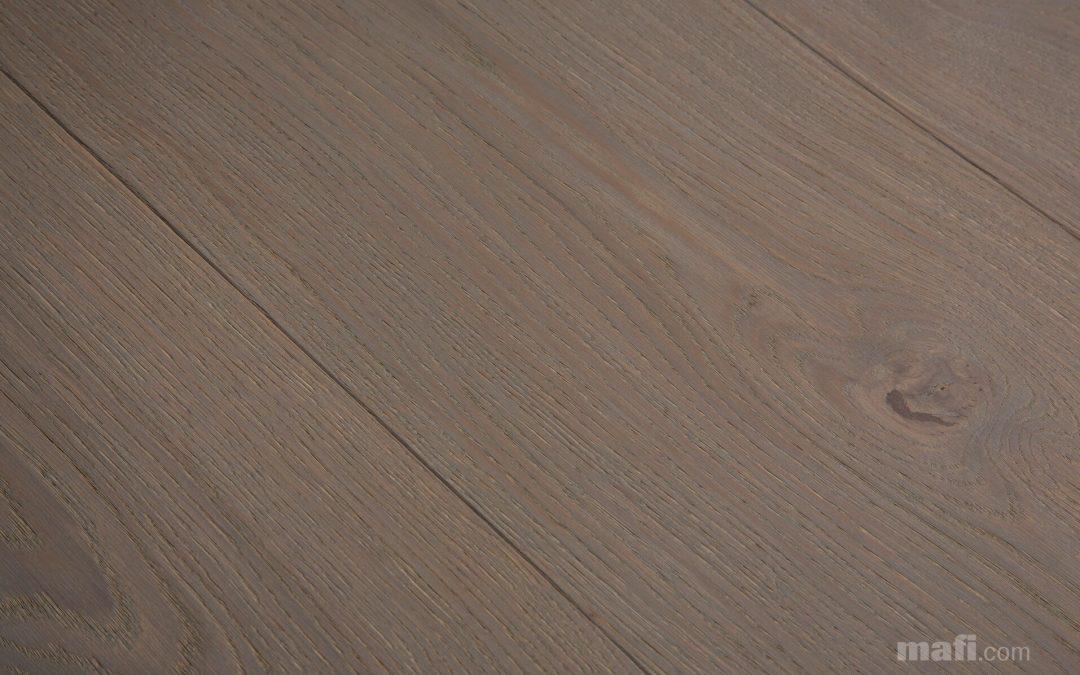 Oak Character Brushed Graphite Grey Oil