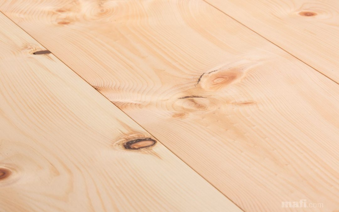 Swiss Stone Pine Brushed Natural Oil