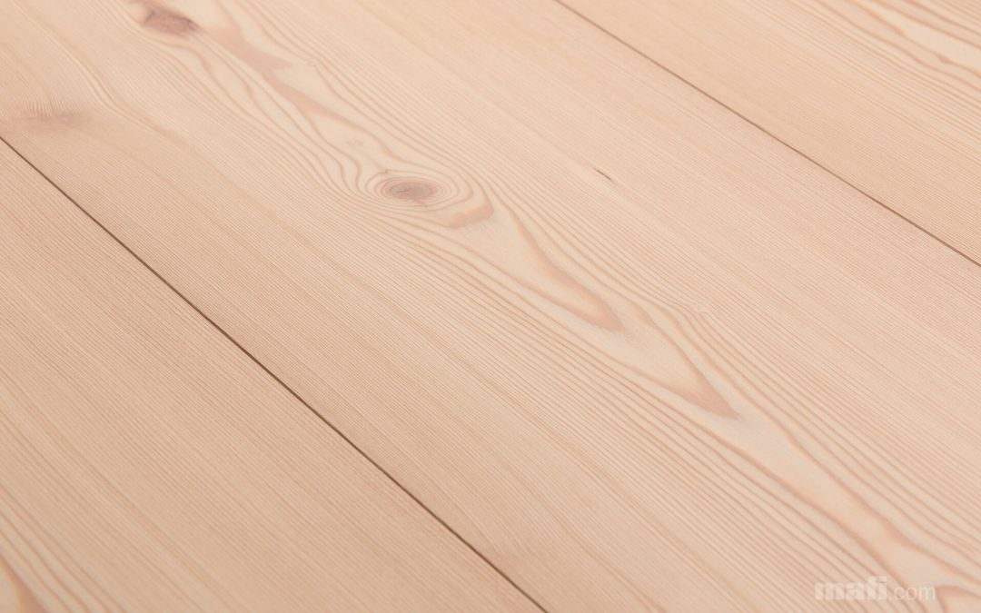 Larch Brushed White Oil