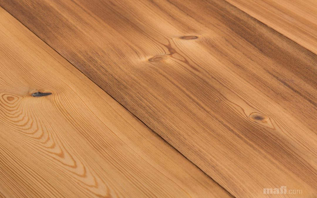 Larch Vulcano Brushed Natural Oil