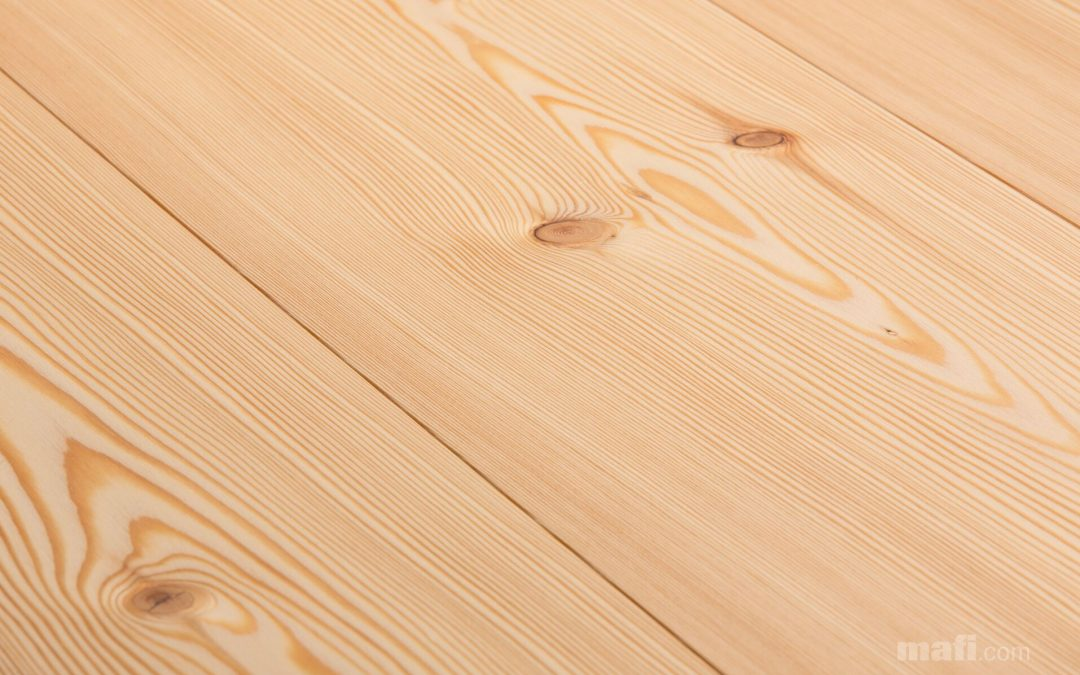 Larch Brushed Natural Oil