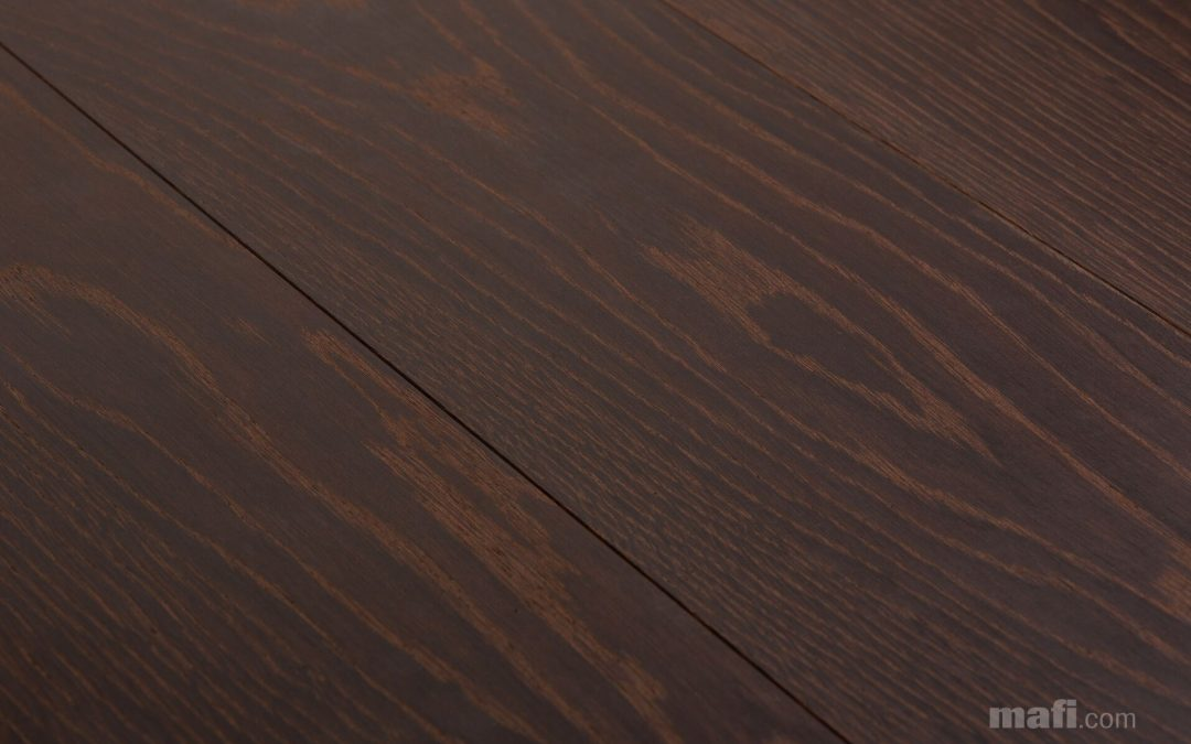 Nero Oak Vulcano Brushed Natural Oil