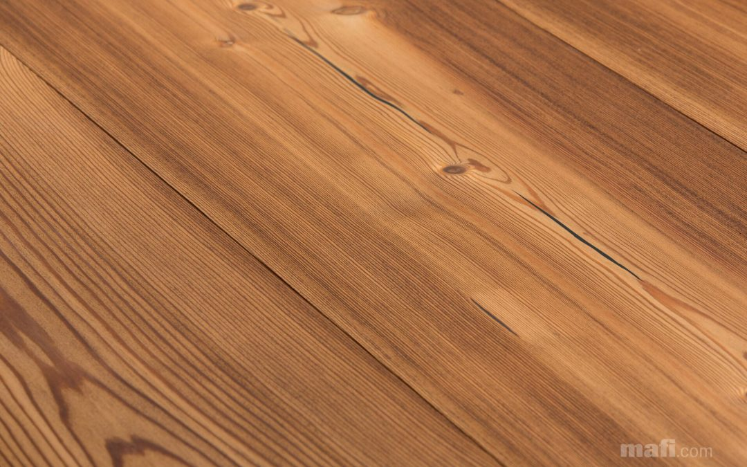 Larch Country Vulcano Brushed Natural Oil