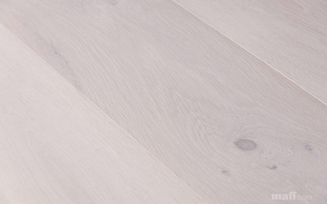 Oak Character Brushed Deep White Oil