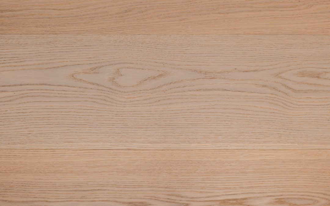 Oak Clear Brushed Extreme White Oil