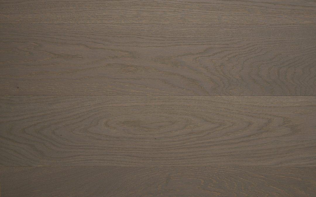 Oak Clear Brushed Graphite Grey Oil